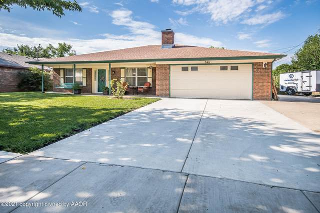 5411 Granada Dr, Amarillo, TX 79109 (#21-5334) :: RE/MAX Town and Country