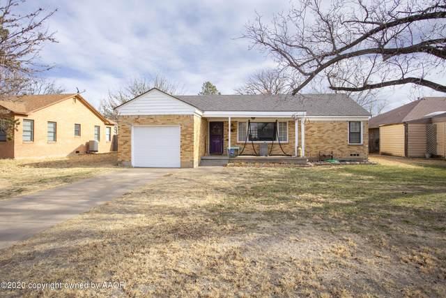 2037 Travis St, Amarillo, TX 79109 (#21-534) :: Lyons Realty