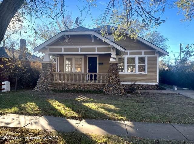 Amarillo Investment Portfolio, Amarillo, TX 79106 (#21-5365) :: RE/MAX Town and Country