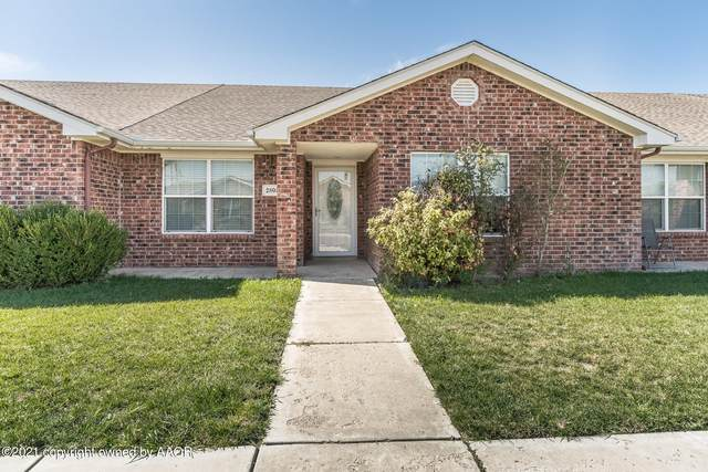 2805 Steves Way, Amarillo, TX 79118 (#21-5378) :: Keller Williams Realty