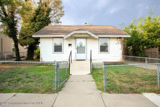 4235 15TH Ave, Amarillo, TX 79106 (#21-5384) :: Elite Real Estate Group