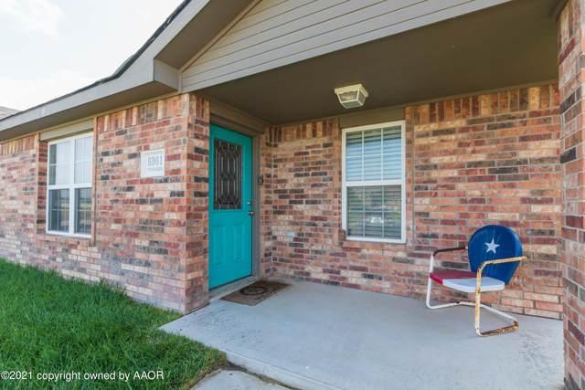 6901 Voyager Trl, Amarillo, TX 79118 (#21-5415) :: Keller Williams Realty