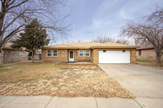 7426 Jameson Dr, Amarillo, TX 79121 (#21-543) :: Live Simply Real Estate Group