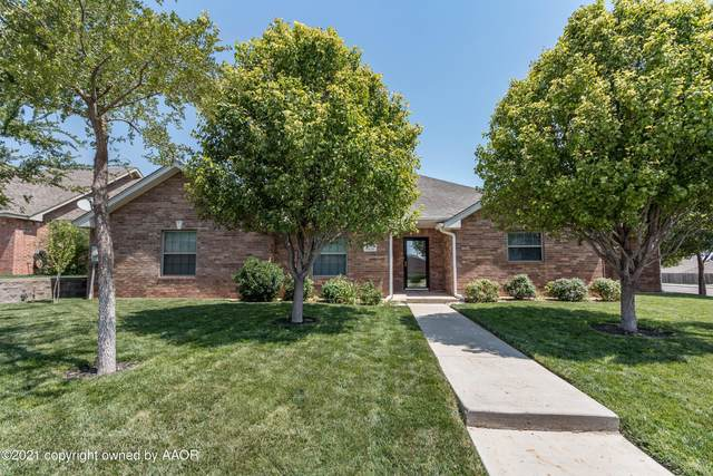 6300 Westcliff Pkwy, Amarillo, TX 79124 (#21-5452) :: RE/MAX Town and Country
