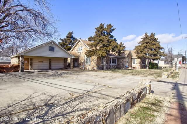 600 Hedgecoke, Borger, TX 79007 (#21-546) :: Lyons Realty