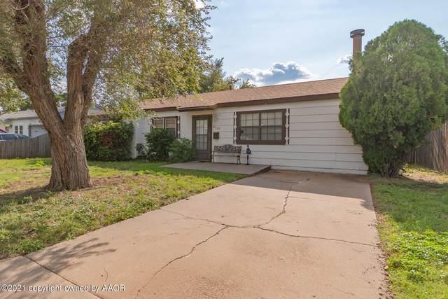 2117 Highland St, Amarillo, TX 79107 (#21-5463) :: Elite Real Estate Group