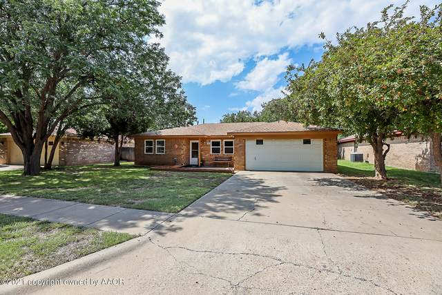 7426 Jameson Dr, Amarillo, TX 79121 (#21-5475) :: RE/MAX Town and Country