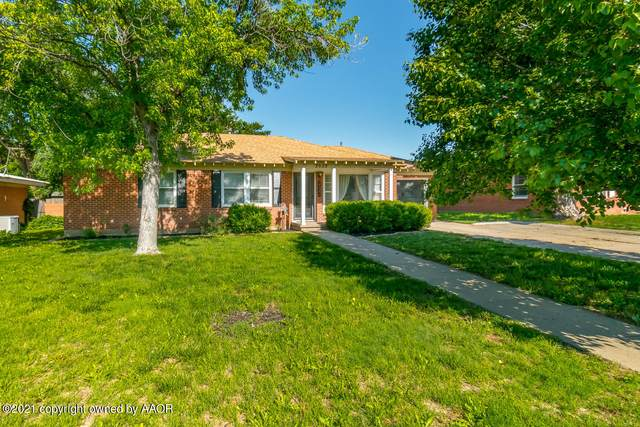 2022 Bonham St, Amarillo, TX 79109 (#21-5514) :: Meraki Real Estate Group
