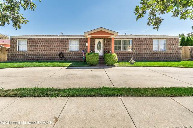 1045 Bagarry St, Amarillo, TX 79104 (#21-5519) :: RE/MAX Town and Country