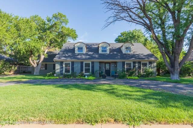 6102 Gainsborough Rd, Amarillo, TX 79106 (#21-5535) :: Keller Williams Realty