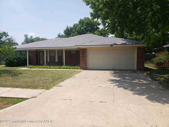 5202 Cornell St, Amarillo, TX 79109 (#21-5540) :: Lyons Realty