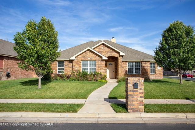 7309 Kodiak Ave, Amarillo, TX 79118 (#21-5550) :: RE/MAX Town and Country