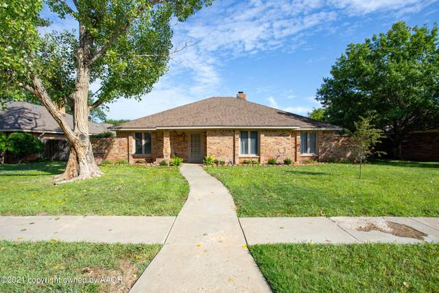7510 Baughman Dr, Amarillo, TX 79121 (#21-5570) :: RE/MAX Town and Country