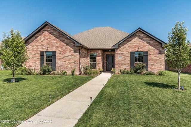 9106 Heritage Hills Pkwy, Amarillo, TX 79119 (#21-5586) :: Live Simply Real Estate Group