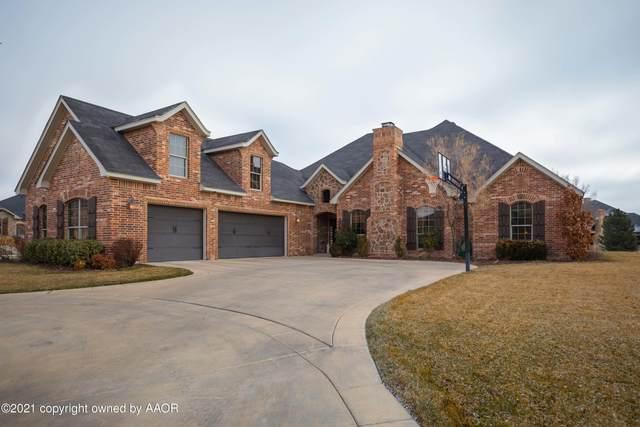 6301 Parkwood Pl, Amarillo, TX 79119 (#21-562) :: Lyons Realty