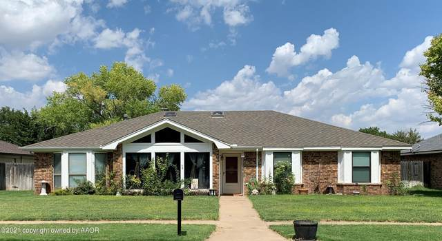 3537 Tripp Ave, Amarillo, TX 79121 (#21-5621) :: RE/MAX Town and Country