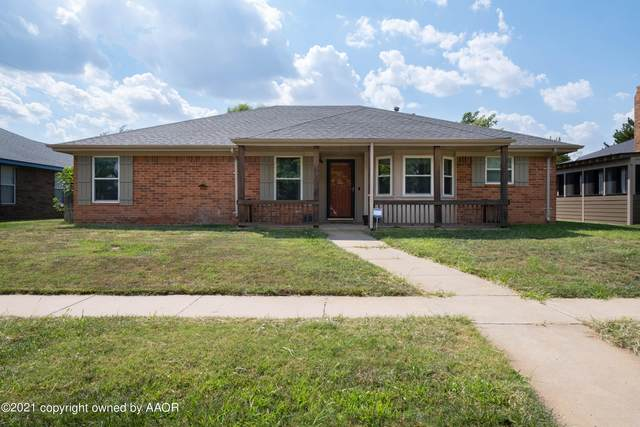 7004 Devonshire Rd, Amarillo, TX 79109 (#21-5625) :: Lyons Realty