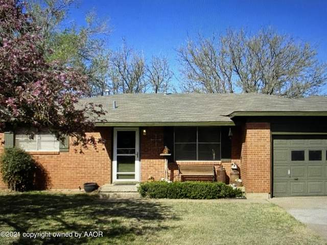 7617 Sombrero Dr, Amarillo, TX 79108 (#21-563) :: Lyons Realty