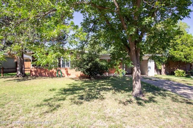 2812 Barbara Ln, Amarillo, TX 79109 (#21-5634) :: Live Simply Real Estate Group