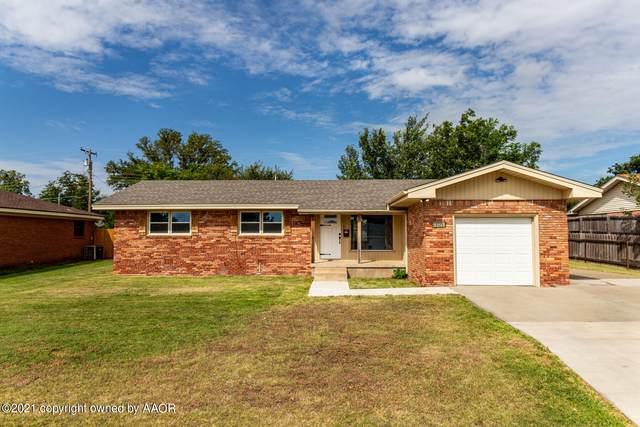 2125 Chestnut Dr, Pampa, TX 79065 (#21-5665) :: Lyons Realty