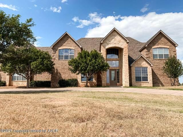 13300 Vista Dr, Amarillo, TX 79124 (#21-5671) :: Lyons Realty