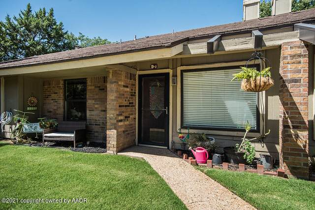 3000 Fleetwood Dr D6, Amarillo, TX 79109 (#21-5699) :: Live Simply Real Estate Group