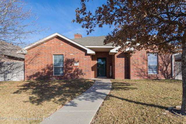 6316 Roadrunner Ct, Amarillo, TX 79119 (#21-57) :: Live Simply Real Estate Group