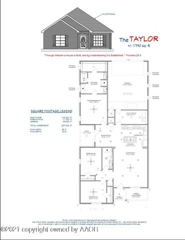 6904 Tatum Cir, Amarillo, TX 79119 (#21-5711) :: Lyons Realty