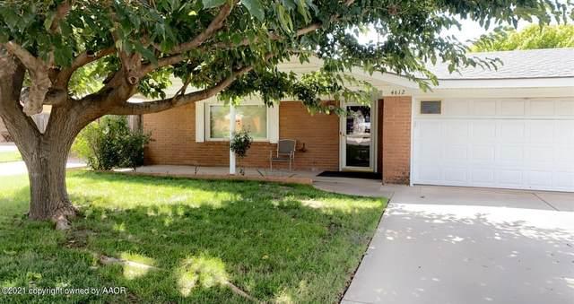 4612 Oregon Trl, Amarillo, TX 79109 (#21-5715) :: Lyons Realty