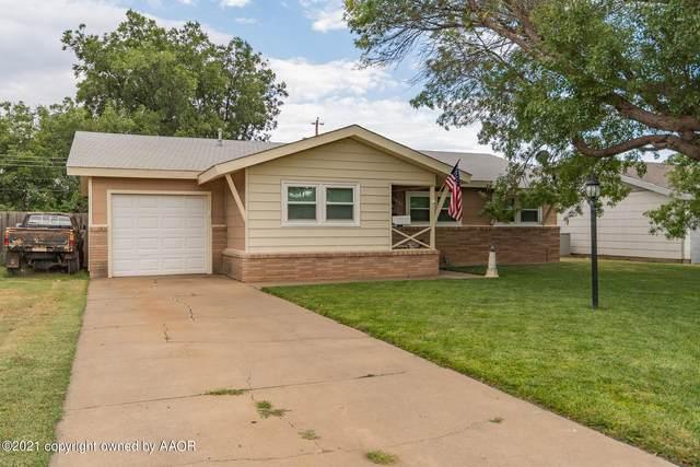 2925 Bagarry St, Amarillo, TX 79103 (#21-5717) :: Lyons Realty