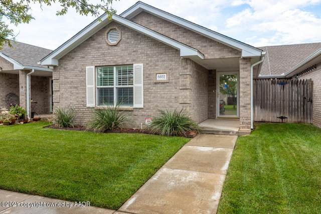 6602 Mosley St, Amarillo, TX 79119 (#21-5727) :: RE/MAX Town and Country