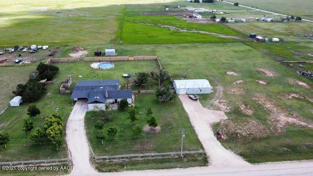 8618 County Rd. 4, Pampa, TX 79065 (#21-5730) :: Lyons Realty