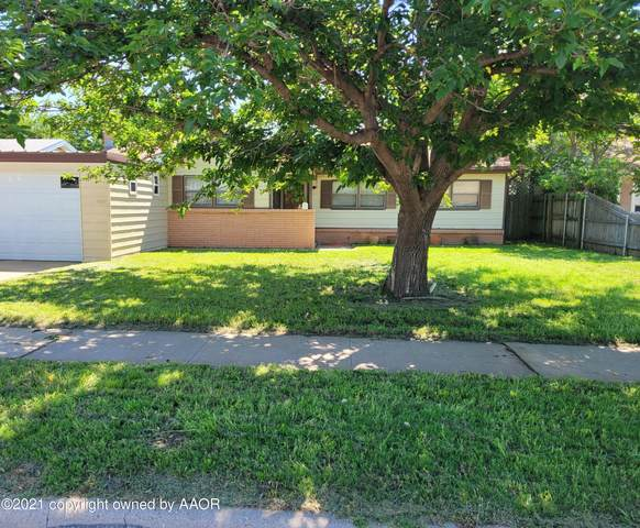 2917 Pryor St, Amarillo, TX 79103 (#21-5731) :: RE/MAX Town and Country
