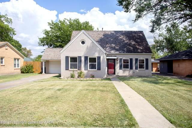 1011 Lamar St, Amarillo, TX 79102 (#21-5750) :: Live Simply Real Estate Group
