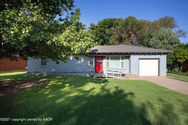 3412 Austin St, Amarillo, TX 79109 (#21-5767) :: Lyons Realty