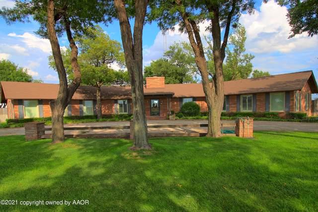 14650 County Road 20, Perryton, TX 79070 (#21-5779) :: Lyons Realty