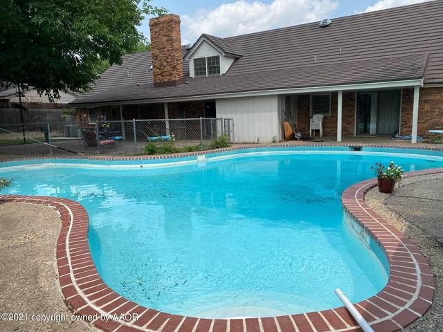 2410 Teckla Blvd, Amarillo, TX 79106 (#21-5796) :: Meraki Real Estate Group