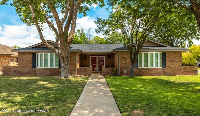6400 Alpine Ln, Amarillo, TX 79109 (#21-5804) :: RE/MAX Town and Country