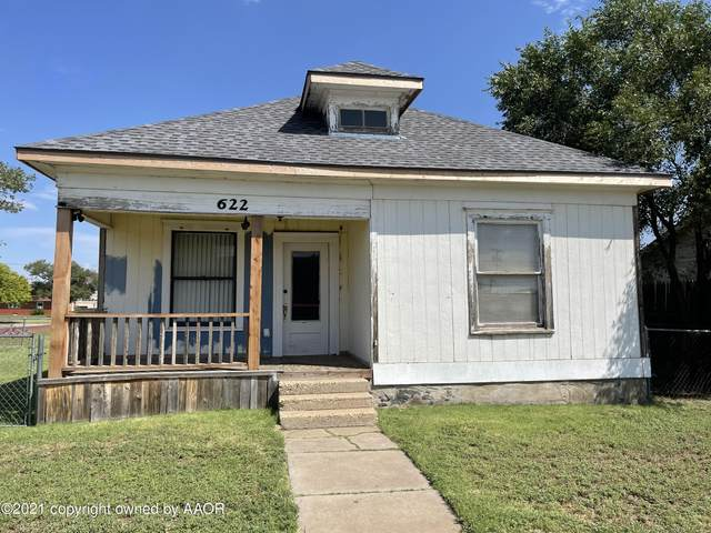 622 9TH Ave, Amarillo, TX 79101 (#21-5822) :: Live Simply Real Estate Group