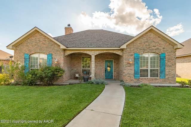 6500 Caddell St, Amarillo, TX 79119 (#21-5836) :: Keller Williams Realty