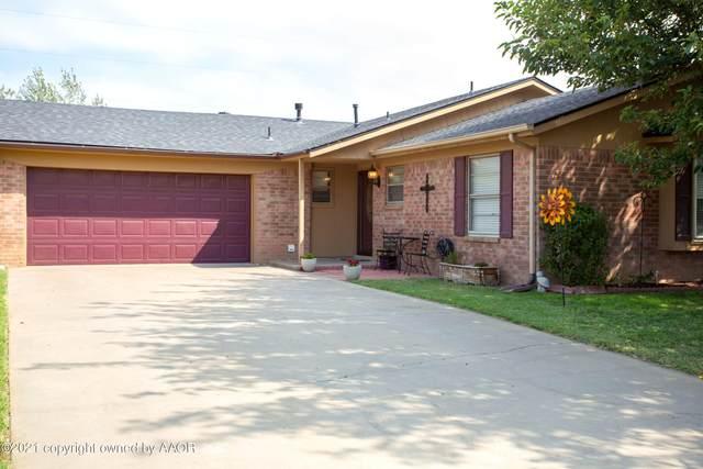 45 Northridge, Canyon, TX 79015 (#21-5846) :: Lyons Realty