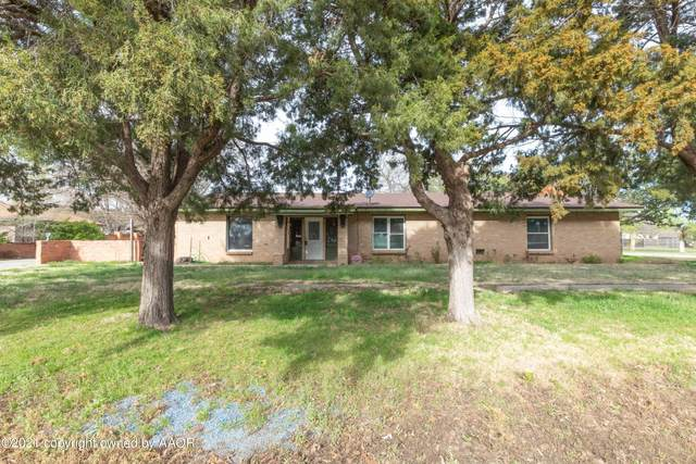 400 Hurley Ave, Claude, TX 79019 (#21-5847) :: Live Simply Real Estate Group