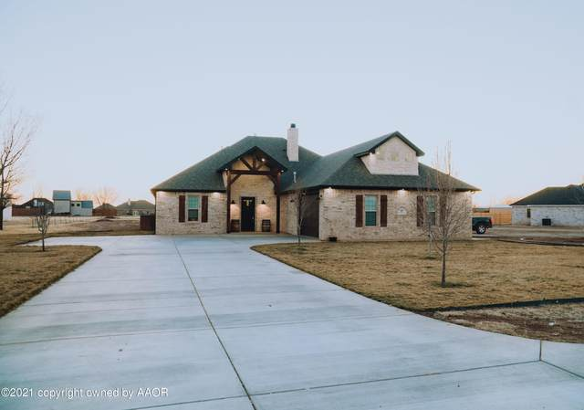 19937 Indian Spring Trl, Bushland, TX 79124 (#21-588) :: RE/MAX Town and Country