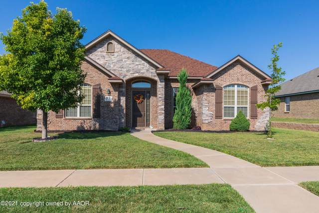 8310 Taos Dr, Amarillo, TX 79118 (#21-5895) :: RE/MAX Town and Country