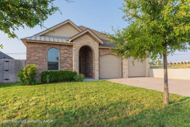 4 Yves Ct, Canyon, TX 79015 (#21-5898) :: Lyons Realty