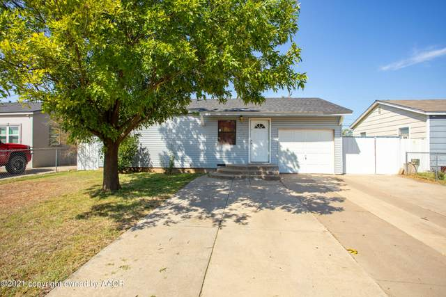 1024 Pryor St, Amarillo, TX 79104 (#21-5906) :: RE/MAX Town and Country