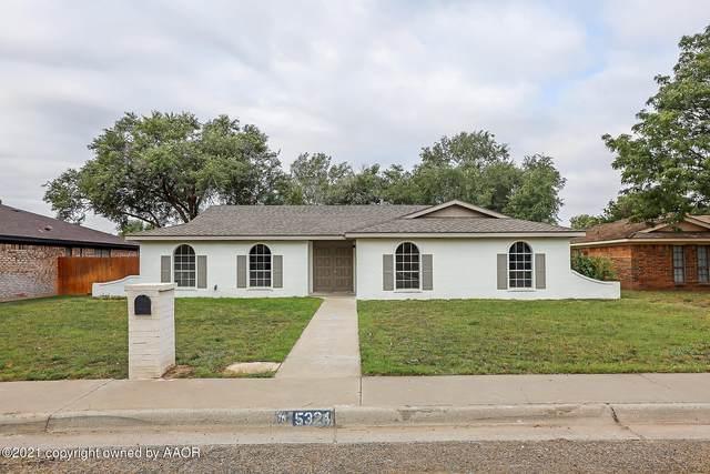 5324 Briar St, Amarillo, TX 79109 (#21-5911) :: Elite Real Estate Group