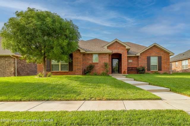 3509 Portland Ave, Amarillo, TX 79118 (#21-5949) :: RE/MAX Town and Country