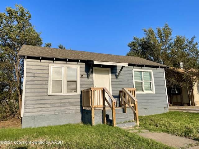 204 Louisiana St, Amarillo, TX 79106 (#21-5950) :: Lyons Realty