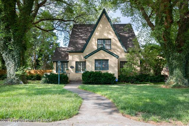 417 5th Ave, Clarendon, TX 79226 (#21-5965) :: RE/MAX Town and Country